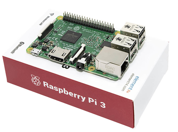 Raspberry Pi Basic Setup